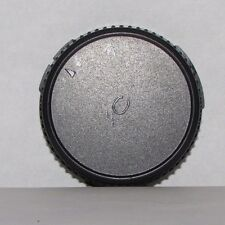 Usado Posterior Tapa Objetivo Para Canon Fd Manual Focus Vivitar B11246/47/48