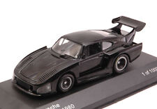 Porsche 935 K3 1980 Black 1:43 Model WB237 WHITEBOX
