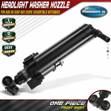 New Headlight Washer Nozzle Right Driver Side for Audi A5 2012-2016 8T0955102D