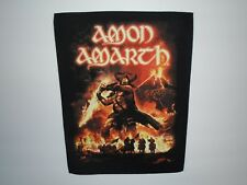 AMON AMARTH SURTUR RISING BACK PATCH