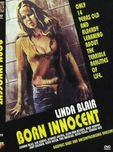 Linda Blair   Born Innocent DVD