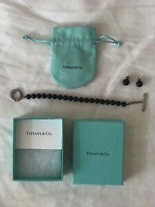 Tiffany & Co Onyx Bracelet
