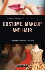 NEW Costume Makeup And Hair Adrienne L. McLean (paperback)