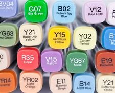 Copic Markers - Original Classic Copic Markers (Any 5 Markers)