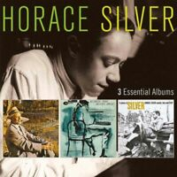 HORACE SILVER 3 Essential Albums 3CD NEW Song For My Father/Blowin'/Six Pieces