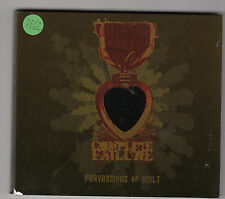 COMPLETE FAILURE - perversions of guilt CD
