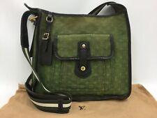"""Auth Louis Vuitton Monogram Mini Canvas Besace Mary Kate Shoulder bag 0E120130n"""""""