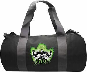 Bag Gym Dragon Ball Goku Saiyan Broly Training Sport Bag 19 11/16in ABYstyle