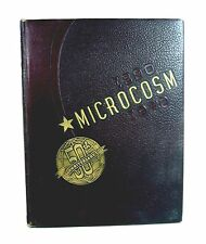 1940 50th Anniversary DICKINSON COLLEGE YEARBOOK MICROCOSM Carlisle PA