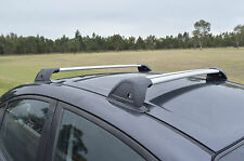 Aerodynamic Roof Rack Cross Bar for Mazda CX5 2012-17 KE Alloy Lockable