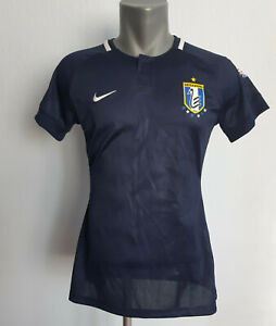 FC Bellevue Pateadores Soccer Jersey Nike Navy Blue Size S Womens Shirt Sport