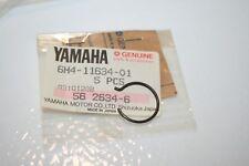 5 NOS YAMAHA OUTBOARD PISTON CIRCLIPS 40HP 50HP 60HP 70HP 6H4-14984