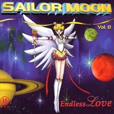 Sailor Moon-Endless Love (1999) 08: Five, Moloko, Wamdue Project, Wateford [CD DOPPIO]