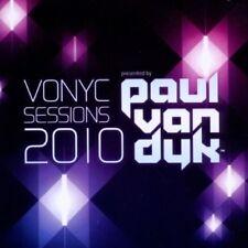 PAUL VAN DYK - VONYC SESSIONS 2010 2 CD NEU