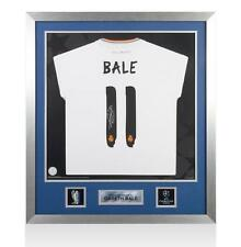 B Sport Signed European Player/Club Football Shirts
