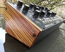 Moog Mother 32 Desktop Synth End Panels in Zebra Wood