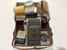 Vintage Polaroid Camera 80A and accessories