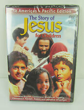 New The Story of Jesus for Children The Americas - Pacific Edition (DVD, 2004)