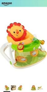 Fisher-Price Sit-Me-Up Floor Seat with Tray Exclusive