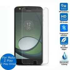 100% Genuine Tempered Glass Screen Protector For Motorola Moto Z Play