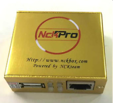 NCK PRO BOX  with 15 cables Repair for Alcatel, LG,Huawei (NCK+UMT 2 in 1 ) NEW!