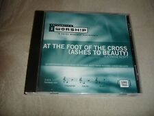 Integrity's IWorship At The Foot Of The Cross (Ashes To Beauty) CD Song Trax