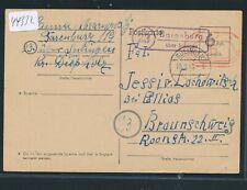 44332) Landpost Ra2 23 Barenburg über Sulingen, Not-GA der RPD Bremen 19.9.45