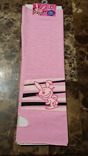 Happy Bunny ( Kiss My Butt ) Pink Arm Warmers Each Pack Has 2 Warmers