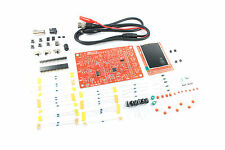 Ds0138 Digital Osciloscopio unsoldered hágalo usted mismo Kit genuino jye-tech Flux Taller