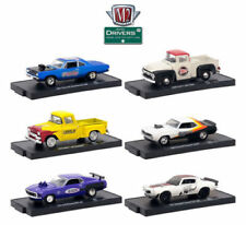 M2 Machines 1:64 Auto-Drivers Series 51 Assortment Set Of 6 Diecast Car 11228-51