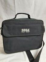 Sega Game Gear Battery Pack Soft Bag Carrier Case UNTESTED Adapter & Batt Pack
