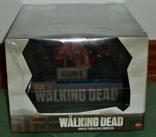 THE WALKING DEAD 5º TEMPORADA COMPLETA 5 BLU-RAY+5 DVD+FIGURA LIMITADA NUEVO R2