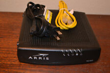 Arris TM1602A D3.0 Telephony Cable Modem Charter Optimum Cablevision Router New