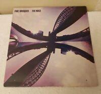 THE NICE ~ FIVE BRIDGES LP ~  VINYL EXCELLENT ~ CAS 1014