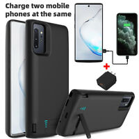 For Samsung Galaxy Note 10+/Plus/5G Battery Case External Backup Power Charger
