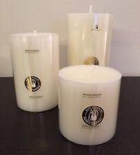 Engels Kerzen Stumpen Kerze gegossen/durchgefärbt 80/80 col.009 Elfenbein NEU