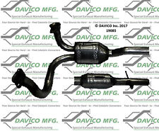 Catalytic Converter-Exact-Fit Front Davico Exc CA fits 1996 Ford Bronco 5.8L-V8