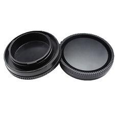 Pro Black Camera Body Cap Adapter For Sony E-Mount NEX-3 5 6 7 5R 5T a6000