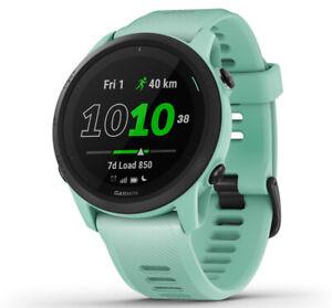 GARMIN Forerunner 745 gruen GPS-Multisport Smartwatch Triathlon Bluetooth Uhr