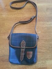 ESPRIT Messenger Cross Body Handbag Purse EUC!!