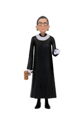 FCTRY - Ruth Bader Ginsburg Action Figure
