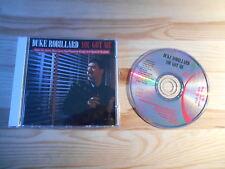 CD Rock Duke Robillard - You Got Me (10 Song) ZENSOR / PLAENE