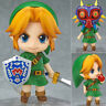 Amine The Legend of Zelda Link Majora PVC Action Figure Figures Figma Toys Dolls
