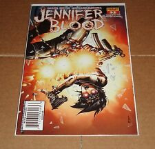 Jennifer Blood #3 Jonathan Lau Variant Edition 1st Print Garth Ennis