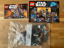 Lego Star Wars 75137 Set Unboxed NO Figures NO Chamber Rest Of Set Is All There