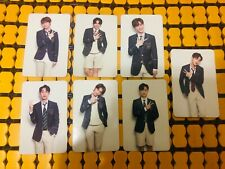 WAYV NCT OFFICIAL BACK TO SCHOOL KIT WITHFANS PHOTOCARD ten lucas kun yangyang