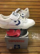 Vintage 80s Converse S-11 Ox Turf Shoe/ Coaches Shoe Rare Size 9 Men's Deadstock