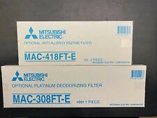 Mitsubishi MAC-308FT-E & MAC-418FT-E Mini Split Ductless Filter Bundle