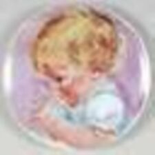 Baby Blossom collectable plate