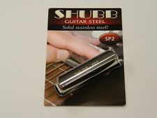 Shubb Pearse SP2 Guitar Stanless Slide Dobro Lap Steel New Free Ship To U.S.A.